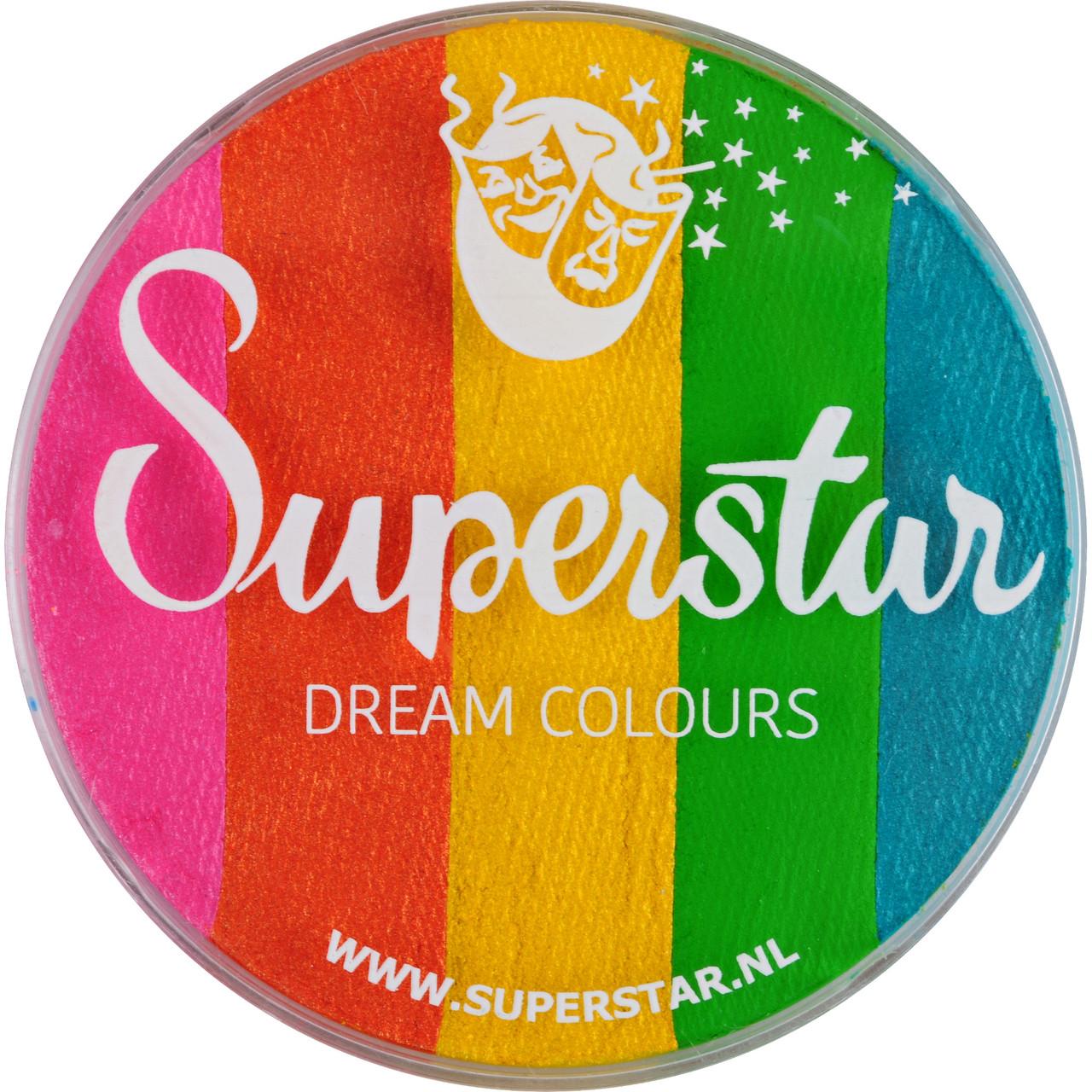 Аквагрим Superstar Carnival Спліт Кейк Карнавал 45 g