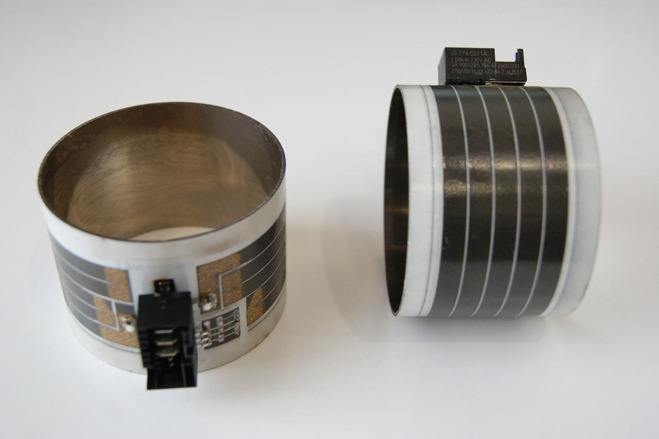 Тэн посудомоечной машины Bosch  75x55 мм  2080W SR9001.564.686 Оригинал