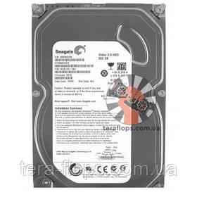 Жёсткий диск HDD Seagate 500GB (ST3500312CS) Б/У