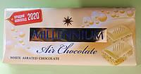 Шоколад Millennium білий пористий 85 г