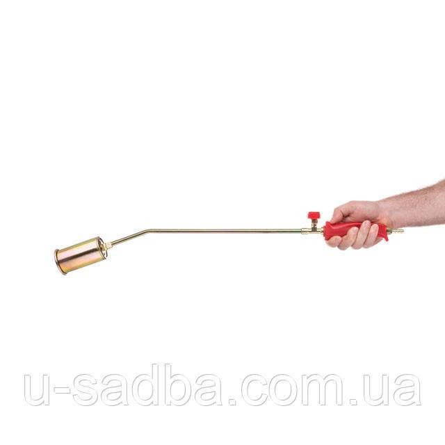 Пальник газовий з регулятором 705мм, сопло 115мм, Ø50мм.