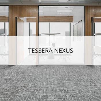 Ковровая плитка Tessera nexus