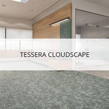Ковровая плитка Тessera cloudscape