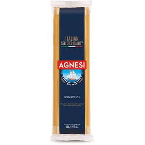 Макарони Agnesi Spaghetti N3 500г 24шт/ящ