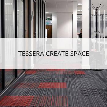 Ковровая плитка Tessera create space 2