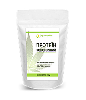 Конопляный протеин ОРГАНИК ОЙЛЗ 500 г, ~45% белка