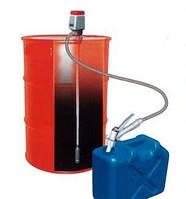 Электро насос для бочек 220 Вольт 25 литров в минуту