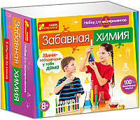 "0308 Набор юного химика ""Забавная химия"""