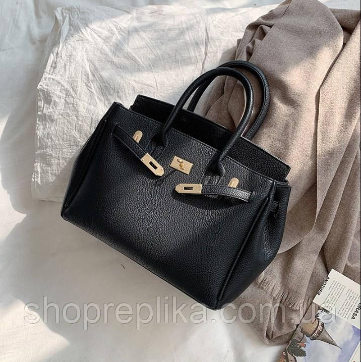 Сумка женская классическая модная повседневная сумка через плечо большая вместительная черная df265f