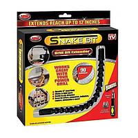 Гнучкий подовжувач для викрутки і дрилі Snake Bit Tool   Універсальний гнучкий подовжувач