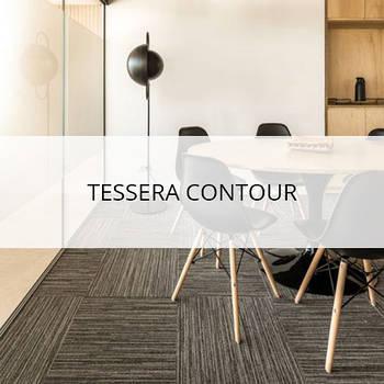 Ковровая плитка Тessera contour