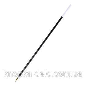 Стержень шариковый ABR1003-02-A . Пишущий узел 0,5мм. Длина 135 мм. Цвет чернил: синій