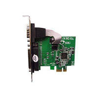 Контроллер PCI-E PARALLEL+Serial (COM+LPT)PCI-E, WCH-chipset
