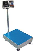 Весы торговые электронные (300кг) со стойкой