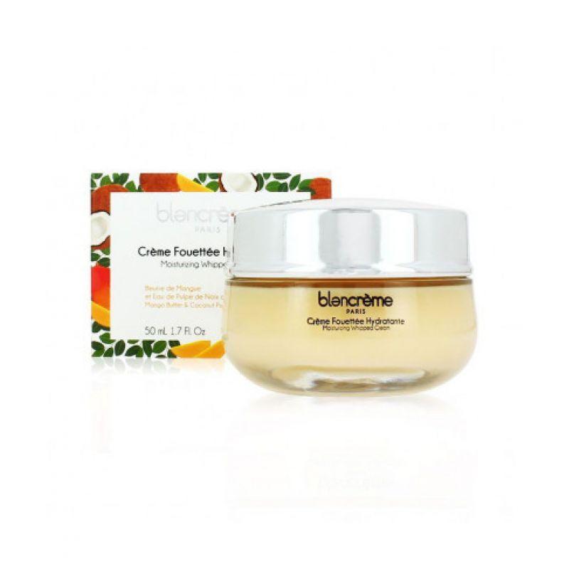 Крем-сливки увлажняющий для лица BLANCREME с манго 50 мл