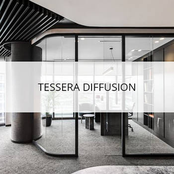Ковровая плитка Tessera diffusion