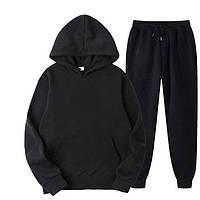 Спортивный костюм мужской Asos черный весенний осенний   Кофта + Штаны трикотажный комплект ТОП качества