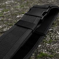 Ремень тактический (5 см) BLACK, фото 2