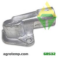 Патрубок водяного насоса Д-65 ЮМЗ-6 Д11-047