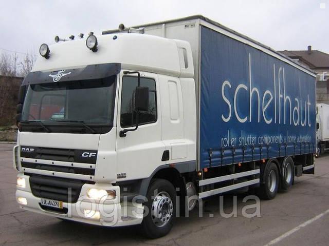 Вантажоперевезення по Черкаській області - 10-ти тонниками