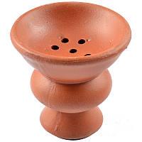 Чаша для кальяна глина (большая), комплектующие для кальянов, трубки,шланги , колбы кальянные, мундштуки,чаши