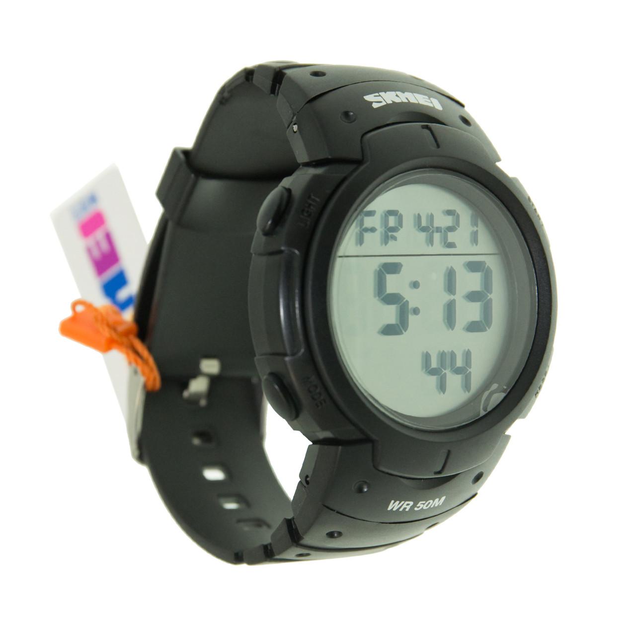 Часы Skmei 1068 Black BOX 1068BOXBK