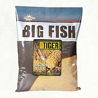 Прикормка Dynamite Baits Big Fish River Cheese & Garlic (сир і часник) 1.8 кг