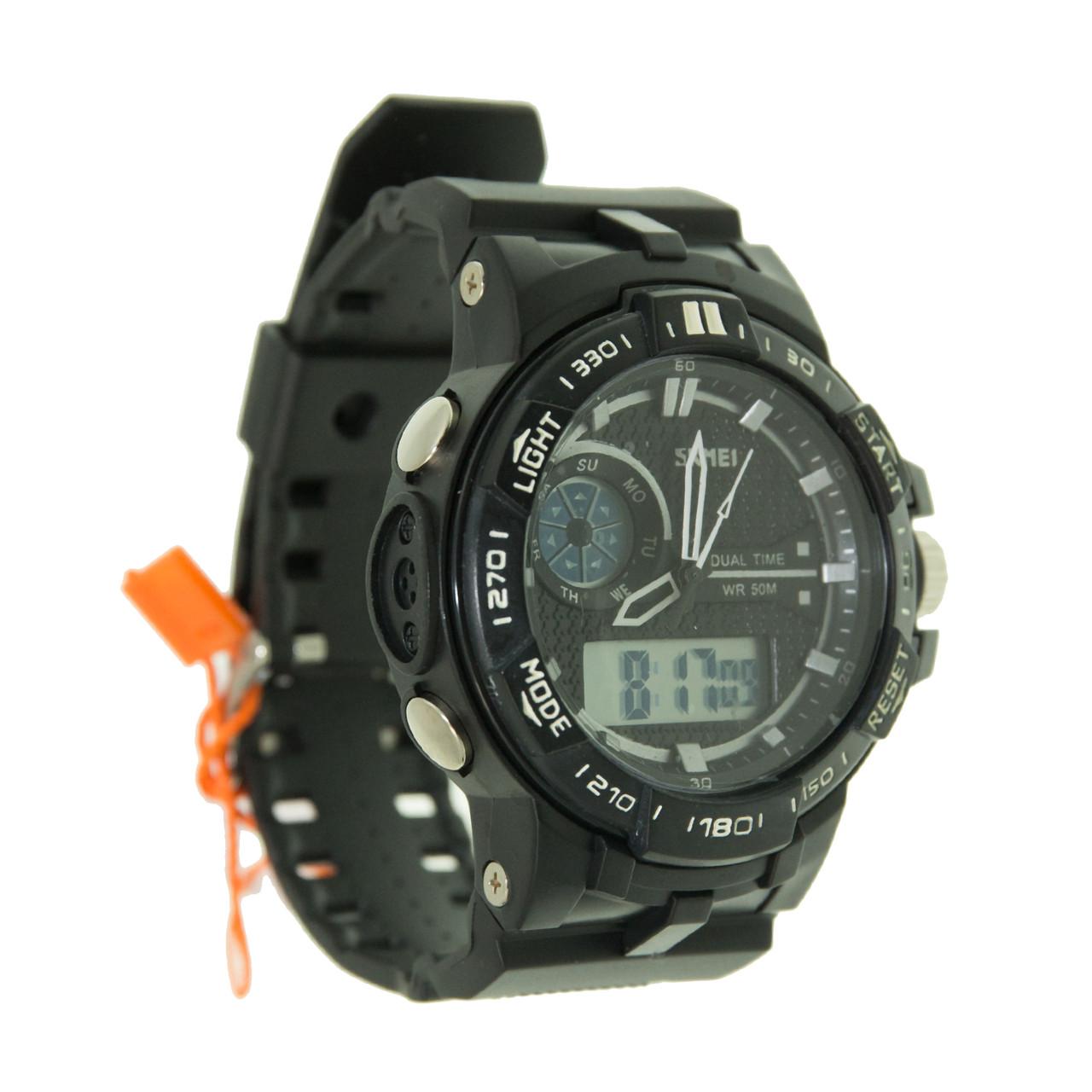 Часы Skmei 1070 Black  1070BK