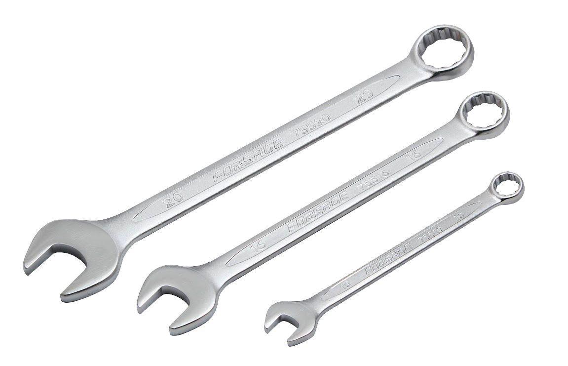 Ключ комбинированный 35мм Forsage F-75535