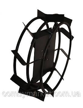 Колеса з грунтозачепами Ø450 × 150 (Zirka-105) (без втулки)