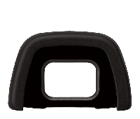 Наглазник DK-23 для видоскателя фотоаппаратов NIKON D300, D300s, D5000, D7100