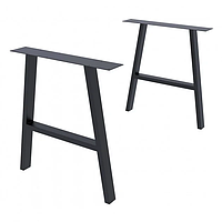 Опоры к столу в стиле Лофт 72 х 65, ОП-21