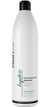 Безсульфатний шампунь Увлажняющий PROFIStyle Hydro для сухих волос, 1000 мл