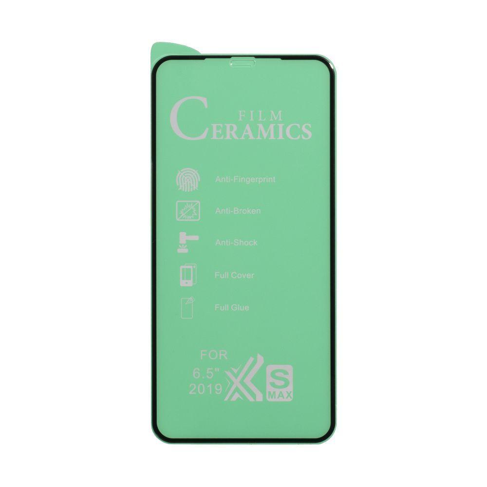 Захисне скло гнучке Film Ceramic для APPLE IPHONE Xs Max