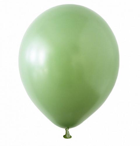 "Латексна кулька пастель Оливка 12"" Арт-студія SHOW"
