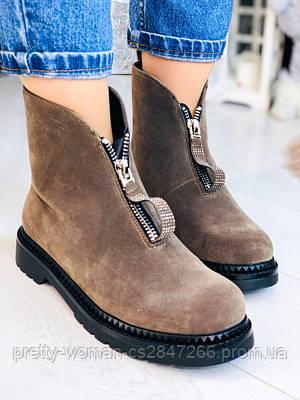 Зимові черевики 36 розмір
