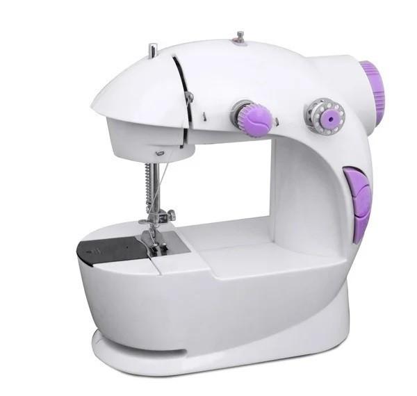 Швейная мини машинка 4 в 1 Mini Sewing Machine SM201