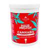 """Маска для всіх типів волосся Kallos """"Cannabis"""" з кератином, 1 л"""