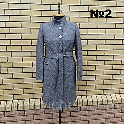 Модное женское пальто демисезонное размеры 54,56,58