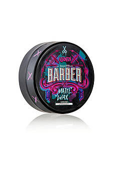 Матовый воск для укладки волос Marmara Barber Matte Wax 150мл