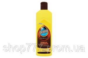 Поліроль Pronto для меблів 300 мл Лимон