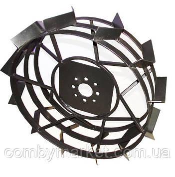 Колеса з грунтозачепами Ø600 × 180 («Зубр») (без втулки)