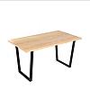 Опоры для столов в стиле Лофт 73 х 65, ОП-16