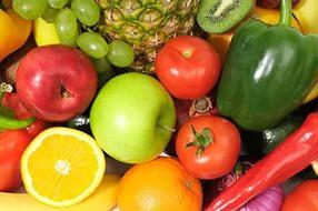 Какие продукты называются  кислыми ,а какие щелочными. Кровь человека имеет щелочной характер .Для поддержания щелочности крови  мы нуждаемся в 80% щелочных продуктов и в 20% кислых.