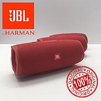 Портативная колонка JBL Charge 4 RED ОРИГИНАЛ!