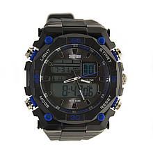 Часы Skmei 1092 Black-Blue 1092BB