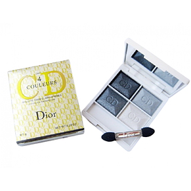 Компактные тени Dior 4 Colors Palette Fards Аpaupieres