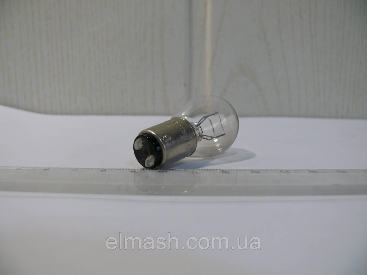 Лампа накаливания P21/5W 12V 21/5W BAY15d (пр-во Narva)