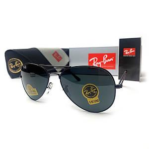 Сонцезахисні Окуляри Ray-Ban Aviator Краплі 3026 Копія 100% Оригінал