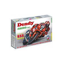 Игровая приставка Dendy Classic (255 встроенных игр)